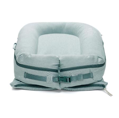 DockAtot® Riduttore nido Deluxe+ Marine Chambray (0-8 m)
