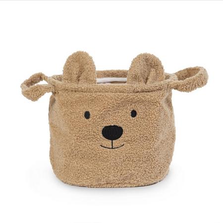 Immagine di Childhome® Contenitore per giocattoli Teddy 25x20x20 cm