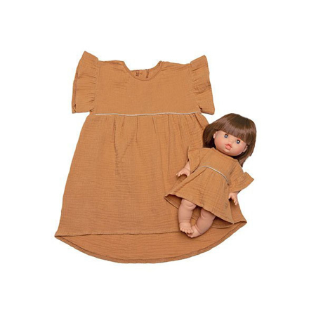 Immagine di Minikane® Set Duo Collection DAISY Camel