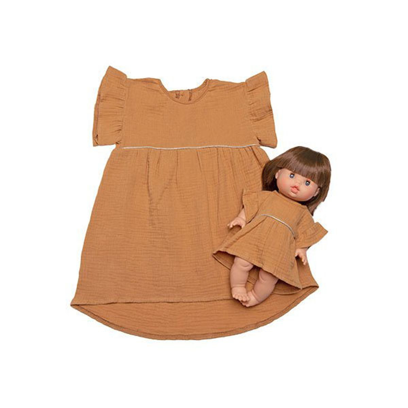 Immagine di Minikane® Set Duo Collection DAISY Camel