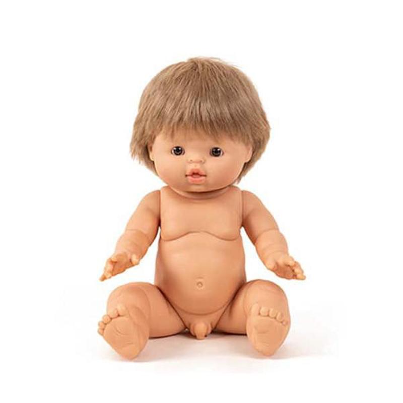 Immagine di Minikane® Bambola maschietto Achille 34cm