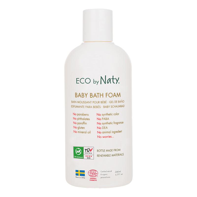 Immagine di Eco by Naty® Bagnoschiuma per bambini 200 ml
