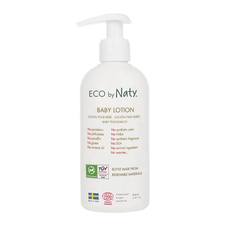 Immagine di Eco by Naty® Lozione per bambini 200 ml