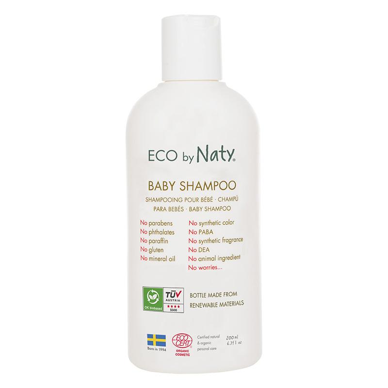 Immagine di Eco by Naty® Shampoo per bambini 200 ml