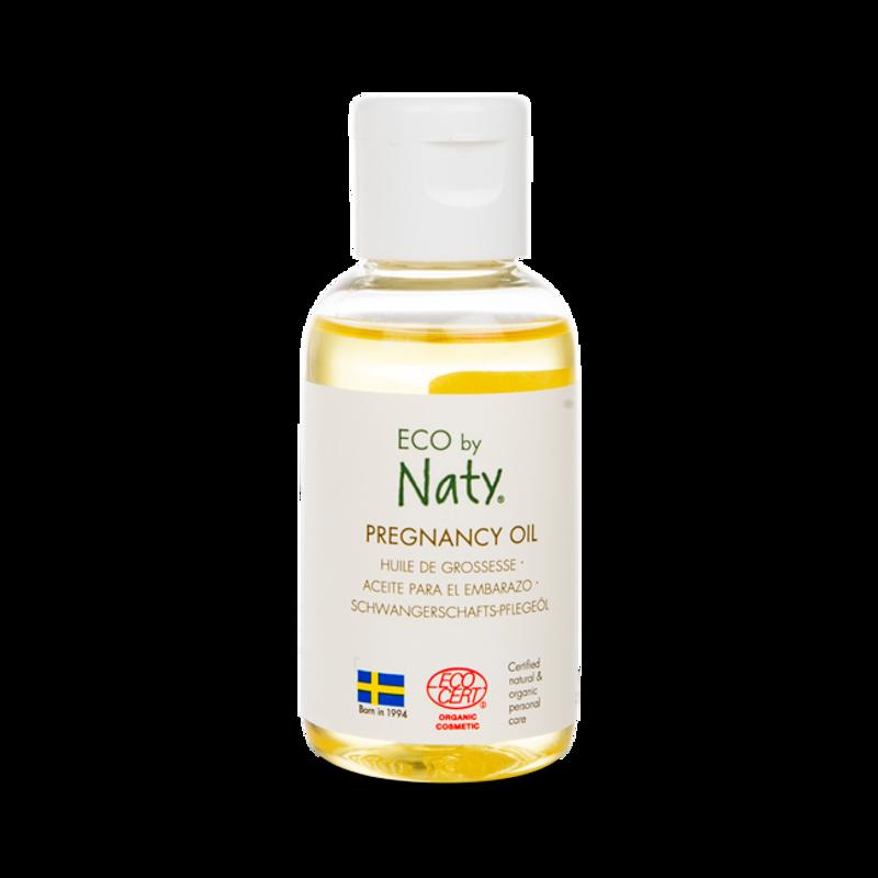 Immagine di Eco by Naty® Olio per la cura della pelle in gravidanza 50 ml