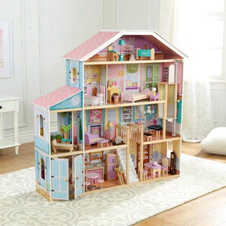 KidKraft® Casa per le bambole Grand view Mansion con accessori