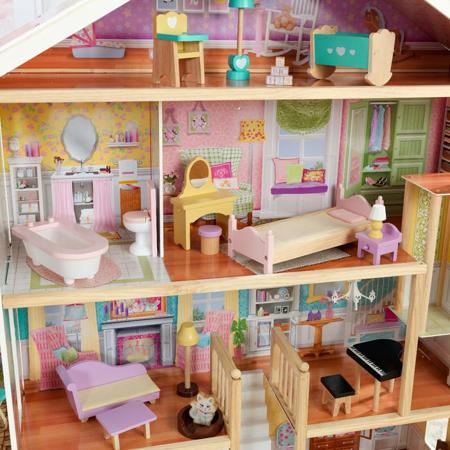 Immagine di KidKraft® Casa per le bambole Grand view Mansion con accessori