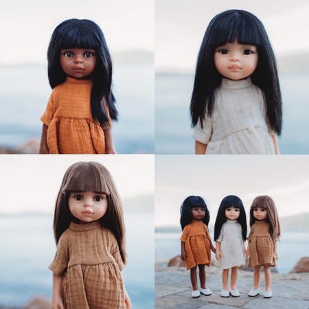 Immagine di Minikane® Bambola Liu 32cm