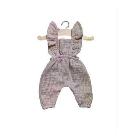 Immagine di Minikane® Vestito per le babole Maya Lurex Beige 34cm