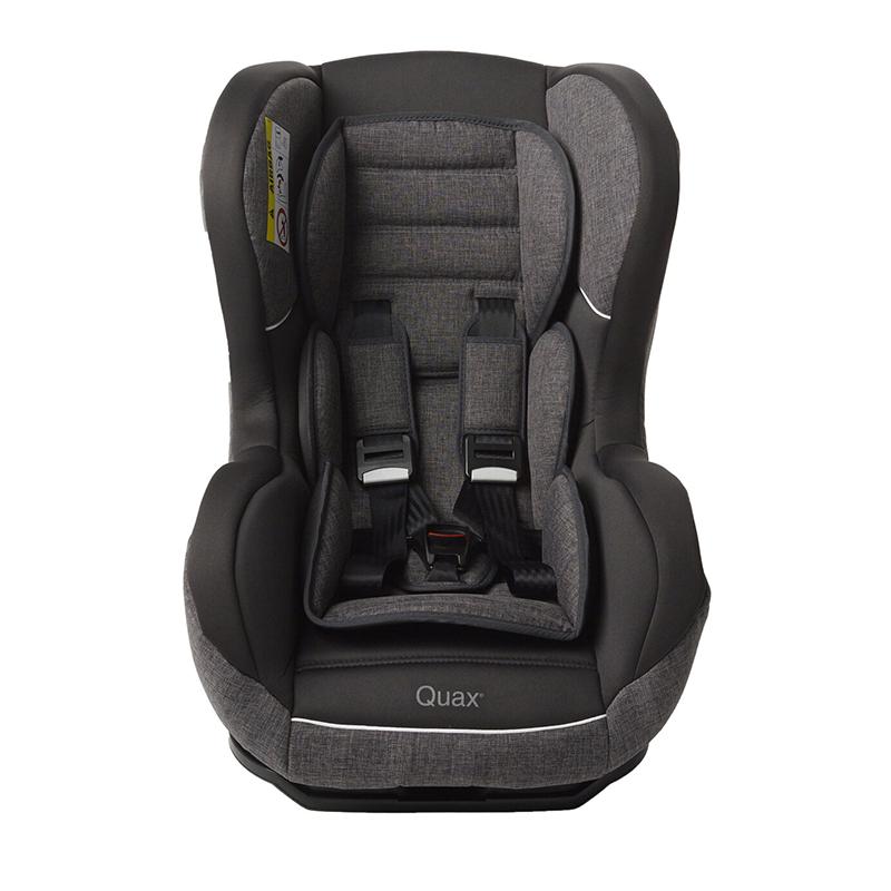 Immagine di Quax® Seggiolino auto Cosmo  0+/1 (0-18 kg) Linen Grey