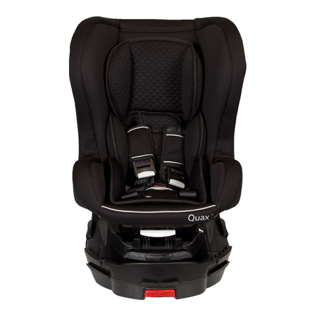 Immagine di Quax® Seggiolino auto Easy Rider 360° Isofix  0+/1 (0-18 kg) Black