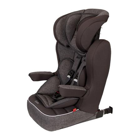 Quax®  Seggiolino auto I-Max Isofix 1/2/3 (0-36kg) Linen Grey
