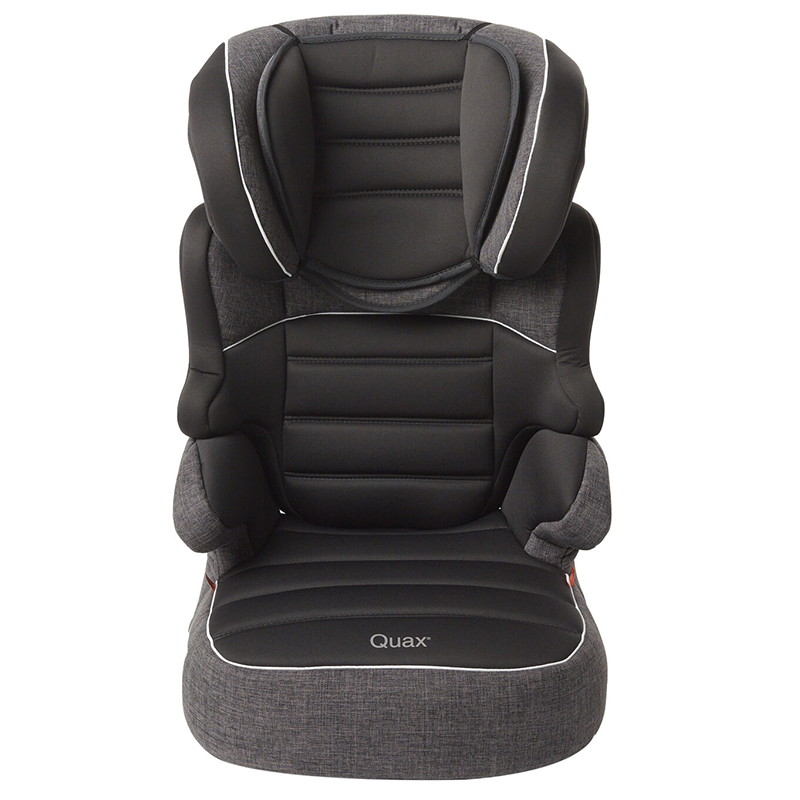 Immagine di Quax® Seggiolino auto Befix 2/3 (15-36 kg)  Linen Grey