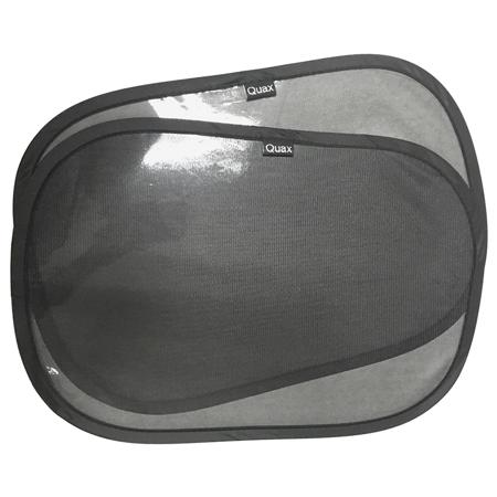 Quax® Oscuranti per finestrini 2 pezzi autoadesivi