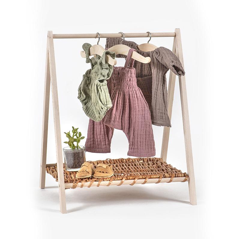 Immagine di Minikane® Appendiabiti per i vestiti per le bambole