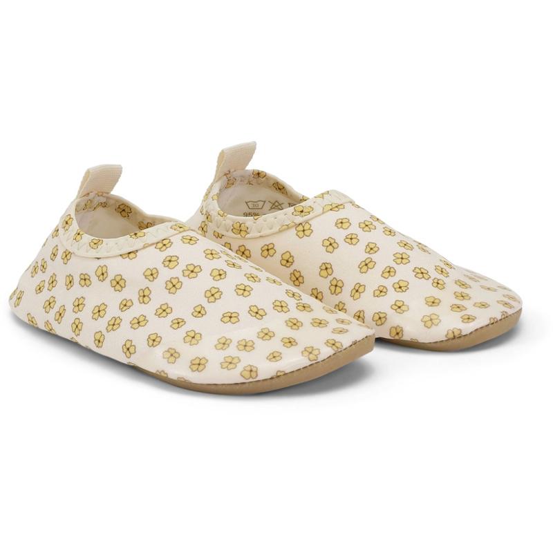 Immagine di Konges Sløjd® Pantofole da bagno per bambi Buttercup Yellow