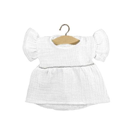 Minikane® Vestito per le bambole Daisy Silver 34cm