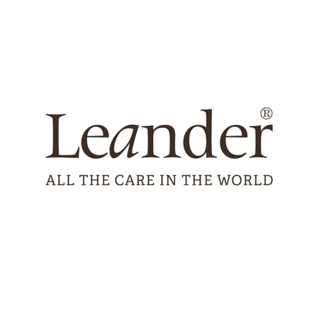 Immagine di Leander® Lenzuola per il lettino Baby 2 pezzi 60x120 Blue