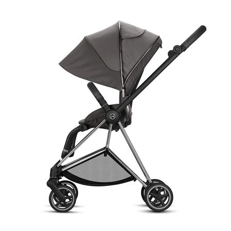 Cybex® Passeggino Mios Chrome Black (0-22 kg)