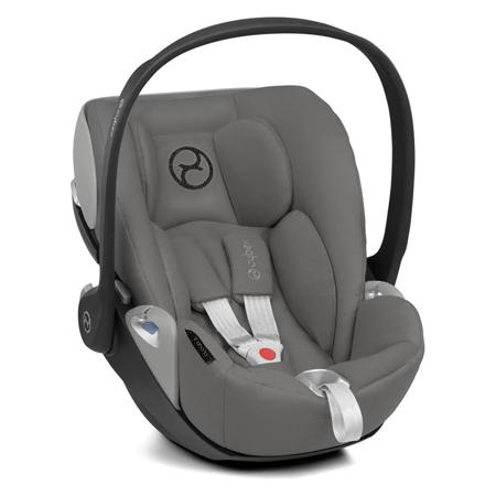 Cybex® Seggiolino per bambini Cloud Z i-Size 0+ (0-13 kg) Soho Grey