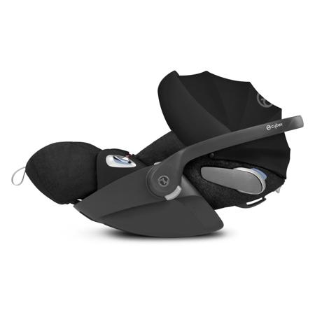 Cybex® Seggiolino per bambini Cloud Z PLUS i-Size 0+ (0-13 kg) Deep Black