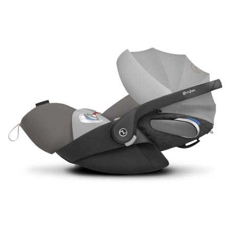 Immagine di Cybex® Seggiolino per bambini Cloud Z SensorSafe i-Size 0+ (0-13 kg) Soho Grey