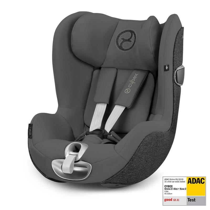Immagine di Cybex® Seggiolino auto Sirona Z i-Size 0+/1 (0-18 kg) Soho Grey