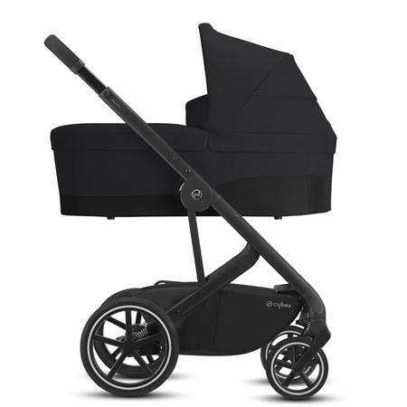 Immagine di Cybex® Navicella per il passeggino Balios Cot S Lavastone Black (0-22 kg)