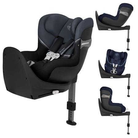 Cybex® Seggiolino per bambini Sirona S i-Size 0+/1 (0-18 kg) Granit Black