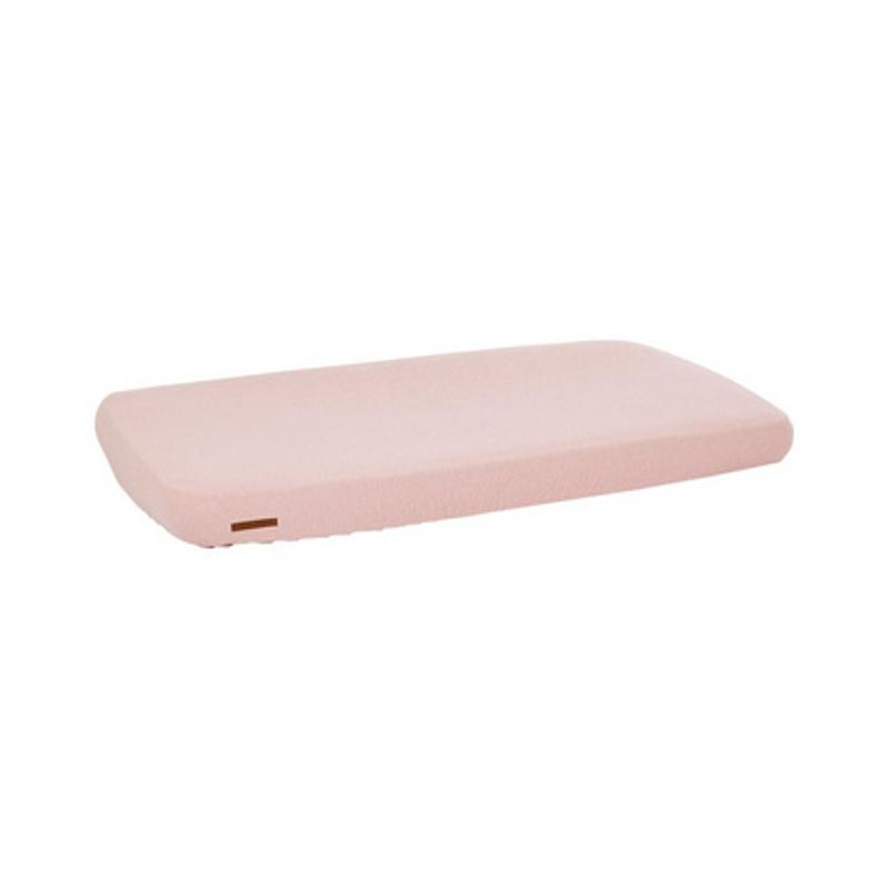 Immagine di Little Dutch®  Lenzuolo per neonati Pure Pink 60x120