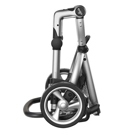 Mima® Xari™ Telaio del passeggino Silver