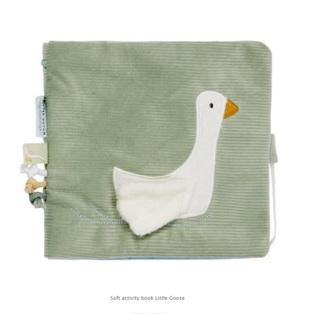 Immagine di Little Dutch® Libretto sensoriale  Little Goose