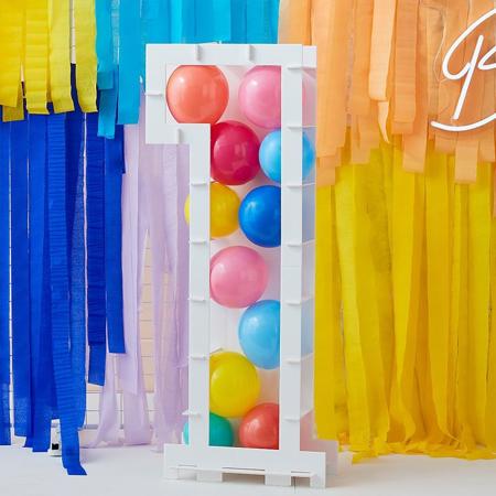 Immagine di Ginger Ray® Supporto per palloncini Mix It Up Numero 1
