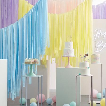 Immagine di Ginger Ray® Mix It Up Decorazione murale Pastel
