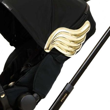 Immagine di Cybex® Passeggino Priam JS RBAS Wings Black (9-22 kg)
