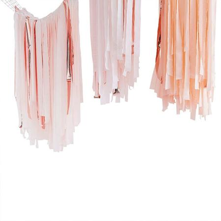 Ginger Ray® Strisce di carta da parati Mix It Up Pink Blush Gold
