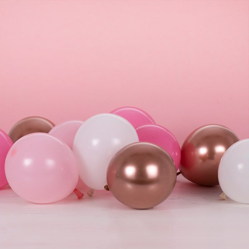 Immagine di Ginger Ray® Palloncini Mix It Up Blush Rose Gold