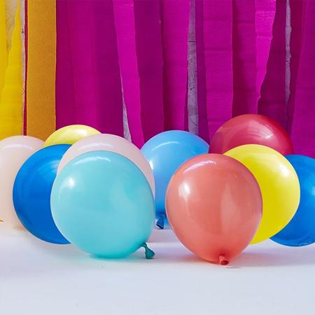 Immagine di Ginger Ray® Palloncini Mix It Up Multi Colour