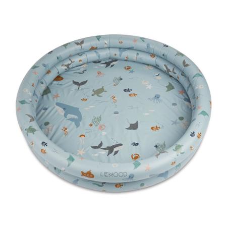 Liewood® Piscina per bambini Savannah Sea creature mix