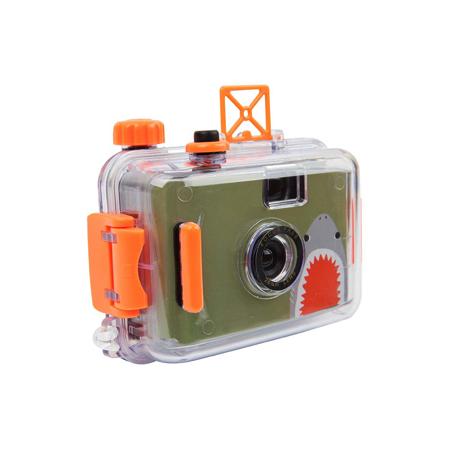 SunnyLife® Fotocamera subacquea a pellicola Shark Olive