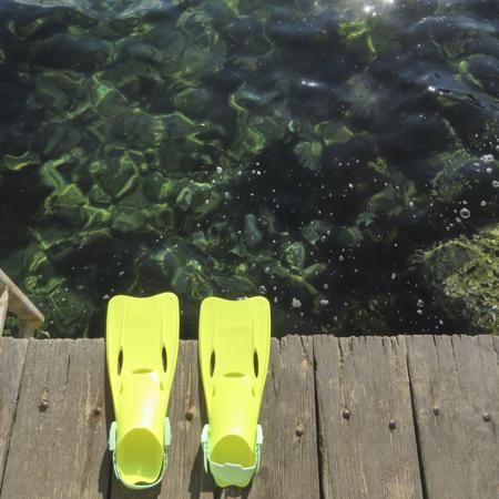 Immagine di SunnyLife® Set da immersione Neon Lime (35-38)