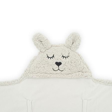 Immagine di Jollein® Copertina per neonati Bunny Nougat 105x100
