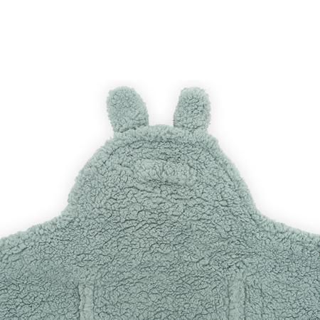 Immagine di Jollein® Copertina per neonati Bunny Ash Green 105x100