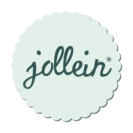 Immagine di Jollein® Tappetino da gioco Jersey Melee 100x80 Light Grey