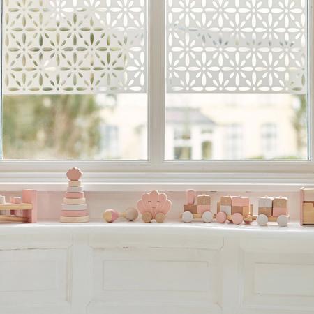 Immagine di Jollein® Treno in legno Pink