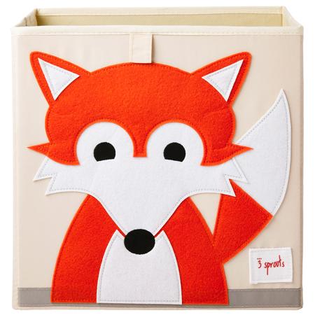 Immagine di 3Sprouts® Contenitore giocattoli Fox