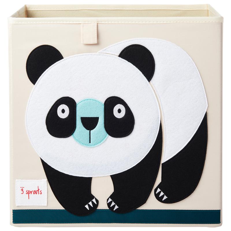 Immagine di 3Sprouts® Contenitore giocattoli Panda