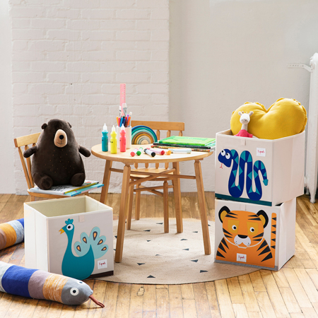 Immagine di 3Sprouts® Contenitore giocattoli Tigre