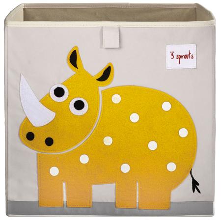 Immagine di 3Sprouts® Contenitore giocattoli Rinoceronte
