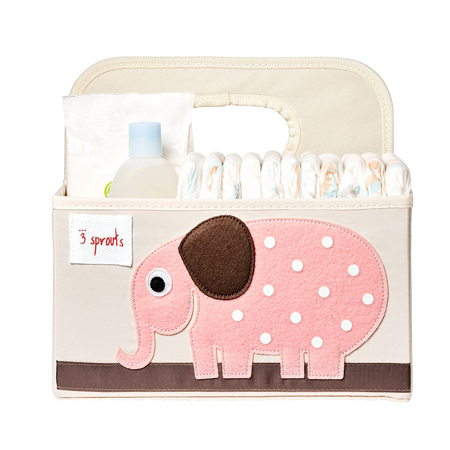 3Sprouts® Organizzatore Elefante